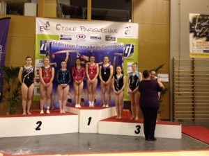 Podium Zone Parigné 2015 photo 2
